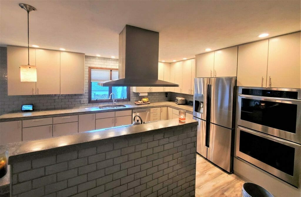 Kitchen by painters near me