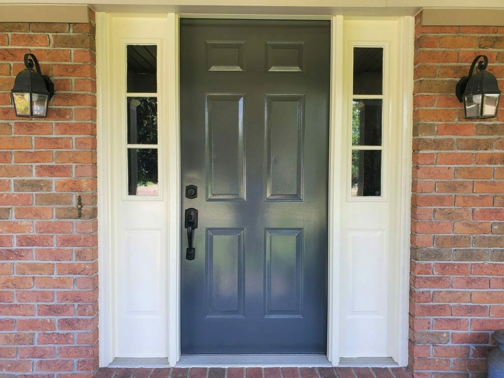 Exterior work by painters near me