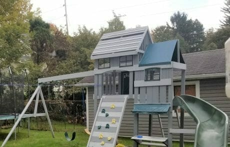 restored playground